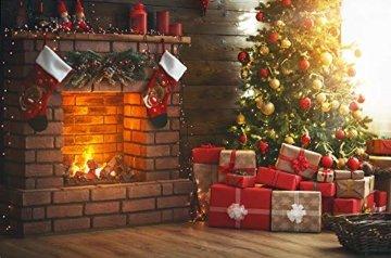 Deuba Weihnachtsbaum 140 cm Ständer Spritzguss künstlicher Tannenbaum Christbaum Baum Tanne Edeltanne Christbaumständer PE - 6