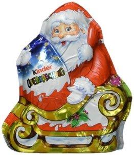 Ferrero Kinder Schokolade Weihnachtsmann mit Überraschung, 12er Pack (12 x 75 g) - 1