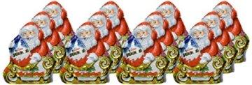 Ferrero Kinder Schokolade Weihnachtsmann mit Überraschung, 12er Pack (12 x 75 g) - 4