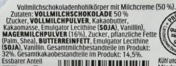 Ferrero Kinder Schokolade Weihnachtsmann mit Überraschung, 12er Pack (12 x 75 g) - 6