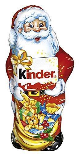 kinder Schokolade Weihnachtsmann, 6er Pack (6 x 110 g) - 1