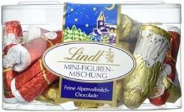 Lindt Mini-Figuren Mischung Weihnachten, 1er Pack (1 x 200 g) - 1