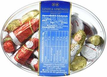 Lindt Mini-Figuren Mischung Weihnachten, 1er Pack (1 x 200 g) - 4