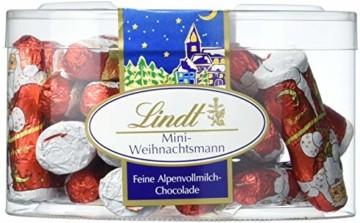 Lindt Mini Weihnachtsmänner, 1er Pack (1 x 200 g) - 1