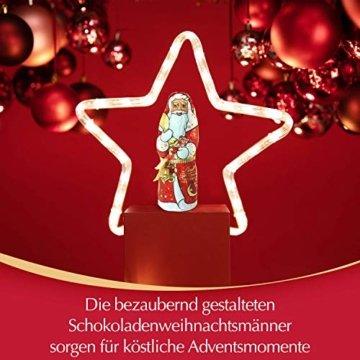 Lindt Weihnachtsmänner Vollmilchschokolade, 3er pack (3 x 125g) - 4