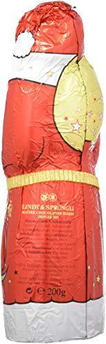 Lindt Weihnachtsmänner Vollmilchschokolade, 4er pack (4 x 200g) - 2