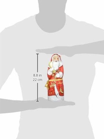 Lindt Weihnachtsmänner Vollmilchschokolade, 4er pack (4 x 200g) - 4