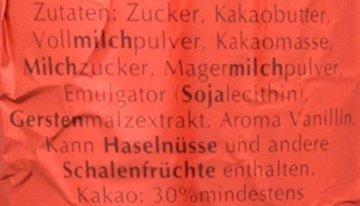 Lindt Weihnachtsmänner Vollmilchschokolade, 4er pack (4 x 200g) - 5