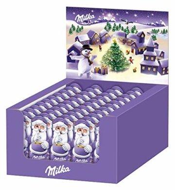 Milka Weihnachtsmann Alpenmilch - 2