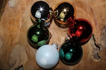 Personalisierte Christbaumkugeln Petrol, Christbaumschmuck, Weihnachtsbaumkugel, Weihnachtsbaumschmuck, Tannenbaumkugel, Tannenbaumschmuck, Christbaumkugeln Farbe Petrol - 3