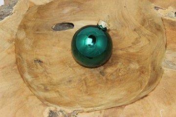 Personalisierte Christbaumkugeln Petrol, Christbaumschmuck, Weihnachtsbaumkugel, Weihnachtsbaumschmuck, Tannenbaumkugel, Tannenbaumschmuck, Christbaumkugeln Farbe Petrol - 6