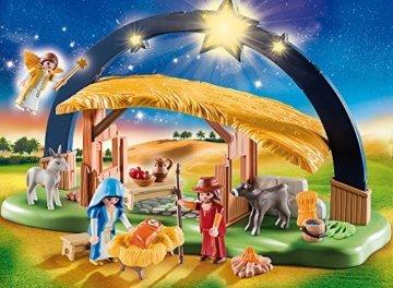 PLAYMOBIL Christmas 9494 Lichterbogen