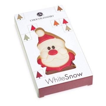 Santa Solo - Weihnachtsmann aus Schokolade | Schoko | Schokoladenfigur Weihnachten | Schokoladen Geschenke | Geschenkideen | Weihnachtsschokolade | Süßigkeiten | Kinder | Kind | Mädchen | Nikolaus - 2