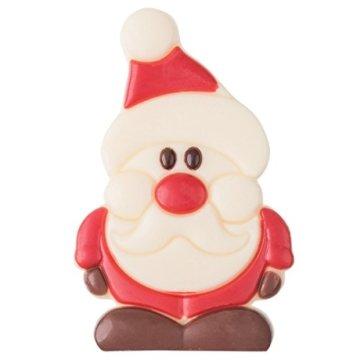Santa Solo - Weihnachtsmann aus Schokolade | Schoko | Schokoladenfigur Weihnachten | Schokoladen Geschenke | Geschenkideen | Weihnachtsschokolade | Süßigkeiten | Kinder | Kind | Mädchen | Nikolaus - 3