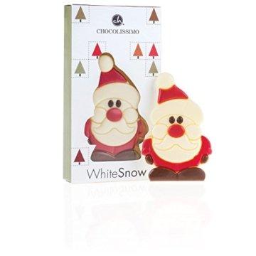 Santa Solo - Weihnachtsmann aus Schokolade | Schoko | Schokoladenfigur Weihnachten | Schokoladen Geschenke | Geschenkideen | Weihnachtsschokolade | Süßigkeiten | Kinder | Kind | Mädchen | Nikolaus - 1