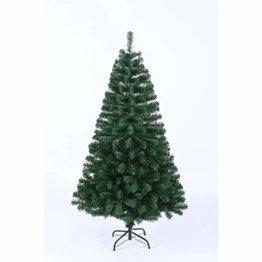 SVITA künstlicher Weihnachtsbaum Tannenbaum Deko Christbaum Kunstbaum PVC 150 cm - 1