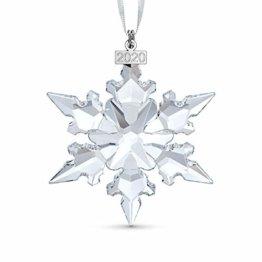 Swarovski Annual Edition Ornament 2020, weiß - 1