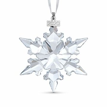 Swarovski Annual Edition Ornament 2020, weiß - 1