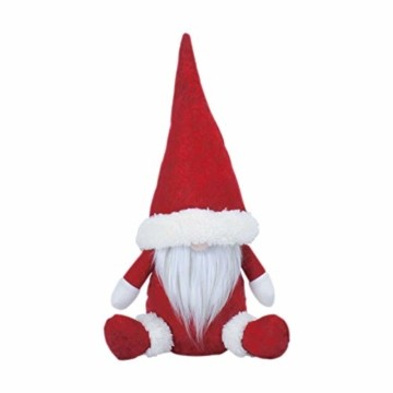 KATELUO Wichtel Figuren Weihnachten, Weihnachten Gesichtslose Puppe, Weihnachtspuppe, Ostern Weihnachten Deko Wichtel, Bart Mann Anhänger Dekoration Weihnachten Ornament Spielzeug Geschenk Prop Partei - 1