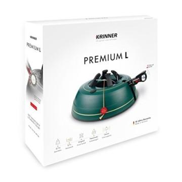 Krinner Christbaumständer Premium, L - 5