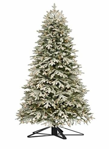 Magnet LTD Design Weihnachtsbaum-Ständer - Metall Schwarz - Christbaumständer für Bäume bis zu 2,5 m hoch (Ø 8 cm Stamm) - 3