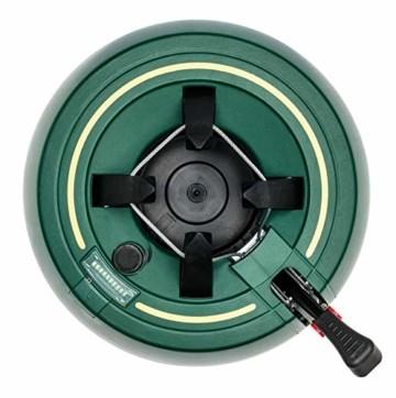 Star-Max Christbaumständer Select 1, Vollkunststoff, grün, 325 mm - 4