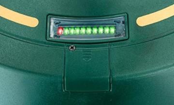 Star-Max Christbaumständer Select 1, Vollkunststoff, grün, 325 mm - 7