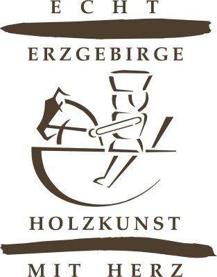 Volkskunstwerkstatt Unger Tischpyramide - Teelichtpyramide mit Seiffener Kirche - Echt Erzgebirge® 1810 - 3