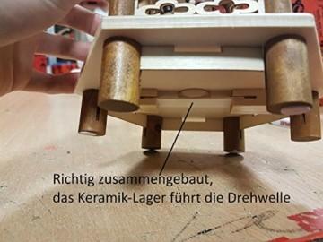 Wichtelstube-Kollektion XL Weihnachtspyramide Winterkinder Original 3 Etagen - 7