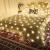 100/160/240/320er LED Lichternetz Lichtervorhang Lichterkette Warmweiß Deko Leuchte Innen und Außen Weihnachten Hochzeit mit Stecker gresonic (100LED, Dauerlicht) - 2