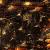 100/160er LED Lichternetz Lichtervorhang Lichterkette Warmweiß Deko Leuchte Innen und Außen Weihnachten Hochzeit mit Stecker gresonic (Dauerlicht, 160LED) - 3