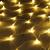 100/160er LED Lichternetz Lichtervorhang Lichterkette Warmweiß Deko Leuchte Innen und Außen Weihnachten Hochzeit mit Stecker gresonic (Dauerlicht, 160LED) - 4