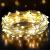 12M Led Lichterkette OMERIL 120er USB Lichterkette Draht Wasserdicht mit Schalter, Stimmungslichter Lichterkette für Zimmer, Innen, Weihnachten, Kinderzimmer, Außen, Party, Hochzeit, DIY usw. Warmweiß - 1