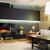 Chemin'Arte 184 Lounge Medium Elektrischer Kamin, schwarz, 82 x 21 x 42 cm - 2