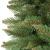 FairyTrees künstlicher Weihnachtsbaum FICHTE Natur, grüner Stamm, Material PVC, inkl. Holzständer, 150cm, FT01-150 - 2