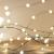 FairyTrees Micro LED Lichterkette für Weihnachtsbaum, FairyGlow 600 LEDs, Farbtemperatur 2700K (warmweiß), grüner Kupferdraht 30m (IP44), FG600 - 3