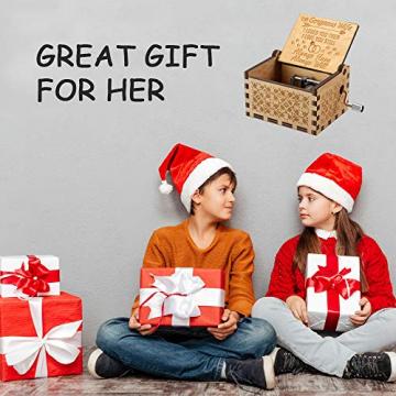 Geschenk für Frau vom Ehemann, Geburtstagsgeschenk für