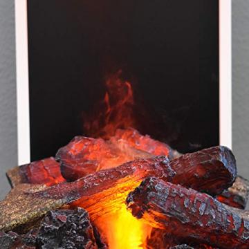 GLOW FIRE Schiller (Opti-myst Cassette 600 mit Holzdeck) - 3