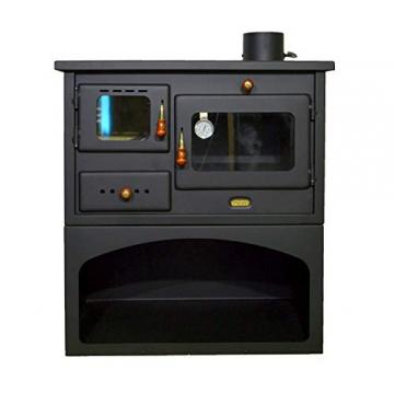 Holzofen für Festbrennstoff. Heizleistung: 10 kW. Ofen - 1