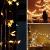 LED Lichterkette 4M/13.2ft Weihnachtsdeko 40er Warmweiß Sternen Lichterkette, Weihnachten Innen Deko 4.5v Lichterkette Batterie,Lichterkette Weihnachtsbaum,Lichterketten für Zimme,MEHRWEG - 2