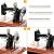 LINGSFIRE Vintage Spieluhr Nähmaschine Spieluhr, Geschenk für Ehefrau, Handkurbel Spieluhren Musikspieldose Geschenk Kreative Spieluhr für Liebe Frau, Weihnachten, Valentinstag, Jahrestag, Geschenk - 2