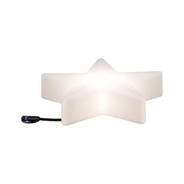 Paulmann 941.84 Outdoor Plug & Shine Lichtobjekt Star IP67 3000K 235lm 24V Dekoleuchte Gartenleuchte Terassenleuchte 94184 - 2