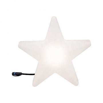 Paulmann 941.84 Outdoor Plug & Shine Lichtobjekt Star IP67 3000K 235lm 24V Dekoleuchte Gartenleuchte Terassenleuchte 94184 - 1