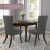 SCHEFFLER-Home Stretch Stuhlhusse Mia | 2er Set elastische Stuhlabdeckungen | Stuhlhussen Schwingstühle | Mikrofaser Spannbezug mit Gummizug | Elegante Stuhlbezüge - 3