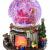 Wichtelstube-Kollektion XL LED Schneekugel Bescherung elektrischer Schneewirbel, viele Melodien und Farbwechsel Glitzerkugel - 1