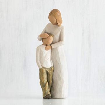 Willow Tree 26102 Figur Mutter und Sohn, 3,8 x 3,8 x 20,3 cm - 2