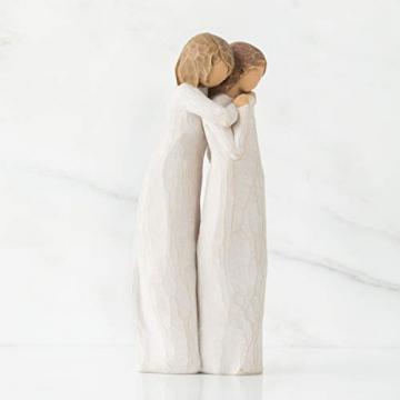Willow Tree 26153 Figur Chrysalis - Mutter und Tochter, 5,1 x 3,8 x 22,9 cm - 4