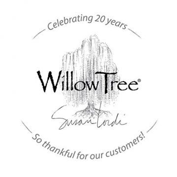 Willow Tree 26153 Figur Chrysalis - Mutter und Tochter, 5,1 x 3,8 x 22,9 cm - 6