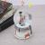 Yosoo Schneekugel Musikalische Neuheit Nachtlicht Musikalische Schneekugel Spieluhr Desktop Ornament Tochter Kind Belohnung Familienspielzeug feiern - 4