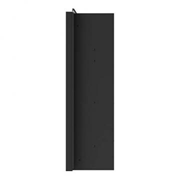 TAGU 23 Zoll PowerFlame Elektrokamin Kamin Elektrischer | 7 Tage programmierbar, digitaler Thermostat, Fernbedienung - 3